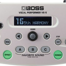BOSS Professional Telephone Voice Changer