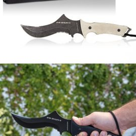 S18 SHUKI III Fixed Blade Knife