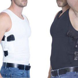 AC Undercover Men's Compression Concealment Tank Top