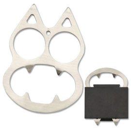 Wild Kat Steel Self-Defense Keychain