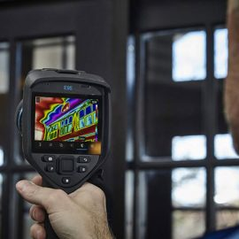 FLIR E95-24 Advanced Thermal Camera
