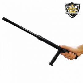 Police Force 21″ Expandable Tonfa Baton