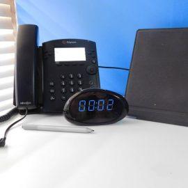 Covert Desk Clock Camera with WiFi