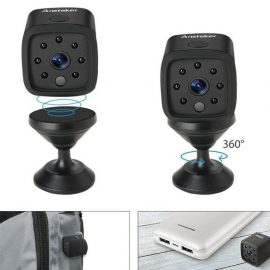 Ansteker Mini Portable Security Camera