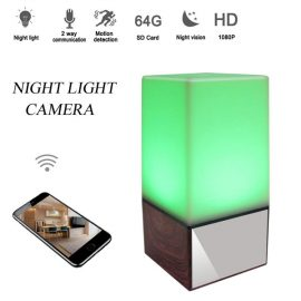 Seahon 1080P Night Light with Hidden Camera