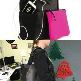 Streetwise Pro-Tech Bulletproof Tote Bag