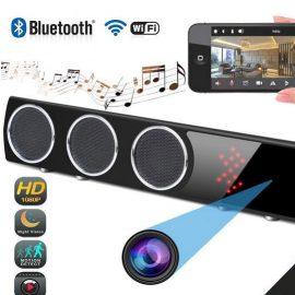 Spy Camera Bluetooth Speaker