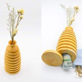 Flower Vase Diversion Safe
