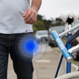 BitLock: Wireless Smart Bike Lock Protects Your Bike
