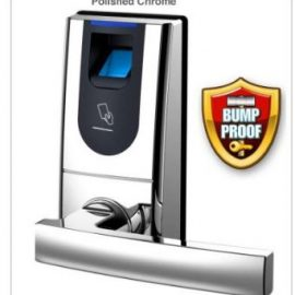 Anviz L100 Fingerprint Biometric Door Lock