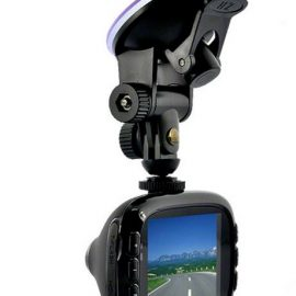 Miniature Dash Car Camera w/ Motion Detection