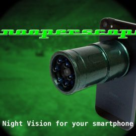 Snooperscope: Night Vision for Android & iPhone