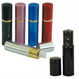 Lipstick Stun Gun and Pepper Spray