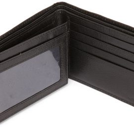 RFID Blocking Wallet Protects Your Credit Cards