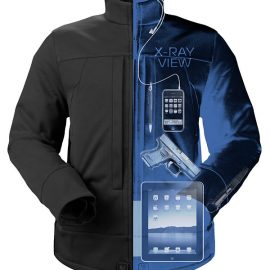 SeV Alpha Jacket with 35 Pockets for Spies
