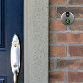 SkyBell Wi-Fi Doorbell: See Who's At Your Door
