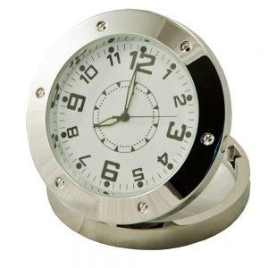 spy alarm clock