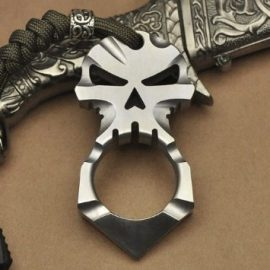 Tooto Skull Skeleton Pendant for Self-Defense