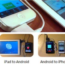 Recap 2: Record iPhone Calls in iPad