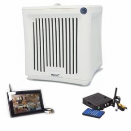 Air Purifier Wireless Hidden Camera System