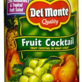 Del Monte Can Safe Storage Container