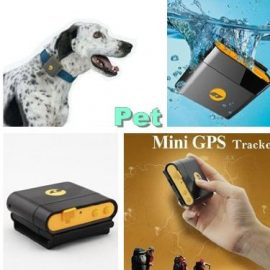 Waterproof GPS Car/Pet Tracker