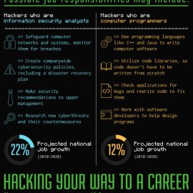 How to Become a Hacker {Infographic}