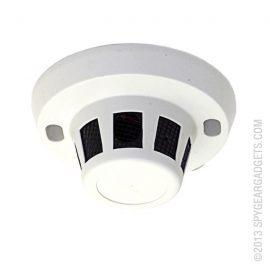 Ceiling Smoke Detector w/ Hidden CAmera