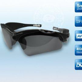 720P HD Spy Eyewear / Sun Glasses