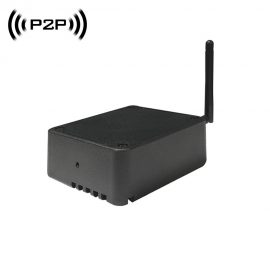 WiFi Spy Camera with Recording & Remote Internet Access