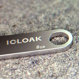 ICLOAK Stik Protects Your Online Privacy