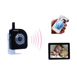 Movo NT4000 720p HD Wi-Fi Network Camera