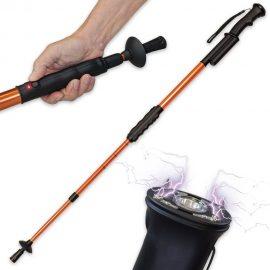 3 Stun Gun Canes & Walking Sticks for Self-Defense