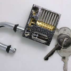 BESTOPE Lock Picking Trainer
