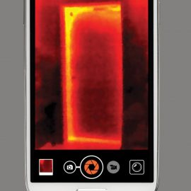 Seek XR Thermal Camera for Smartphones