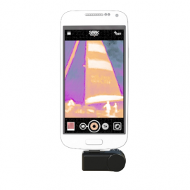 Seek Thermal XR: Extended Range Thermal Imager for iOS