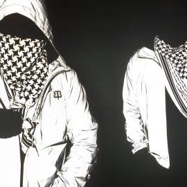 Flashback Photobomber Hoodie: Anti-Paparazzi