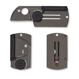 Spyderco Dog Tag Folding Knife