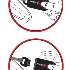 defendme Lifesaver Personal alarm