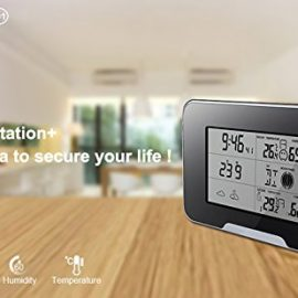 Know Your Nanny Weather Station Camera