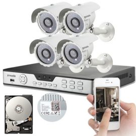 Zmodo 8 Channel 960H DVR Security System