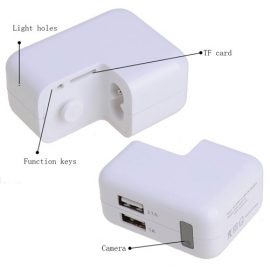 Annong AC Charger Spy Hidden Camera