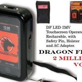 Dragon Fire Stun Gun w/ Touchscreen