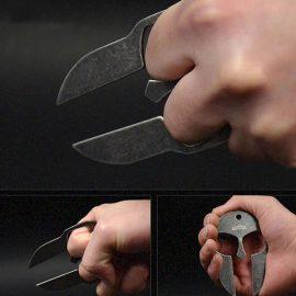 Sparta Self Defense Keychain