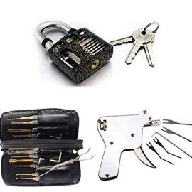 Looching Locksmith Tools for Training