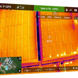 DJI Zenmuse XT: Thermal Imaging for Drones