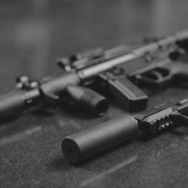 SilencerCo Omega 9K for Pistols & Submachine Guns