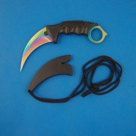 Hawkbill Neck Knife Gets You Out of Trouble