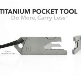 TPT: Titanium EDC Multitool