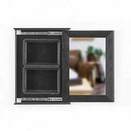 Tactical Walls Wall Mirror with Hidden Gun Storage